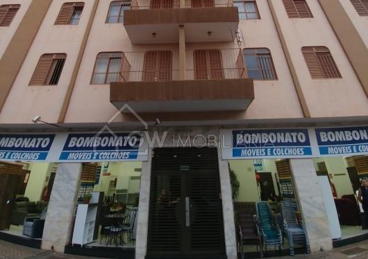Apartamento no Edifício São Gotardo