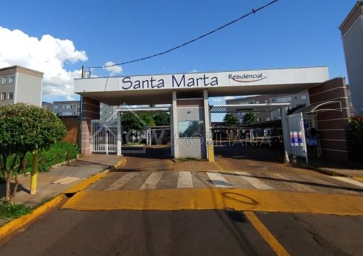 Apartamento no Residencial Santa Marta