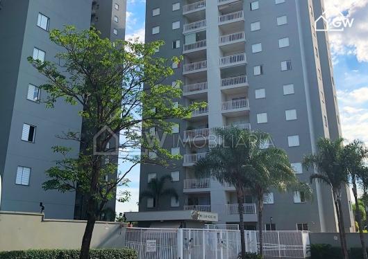 Apartamento no Condomínio Residencial Panoramic
